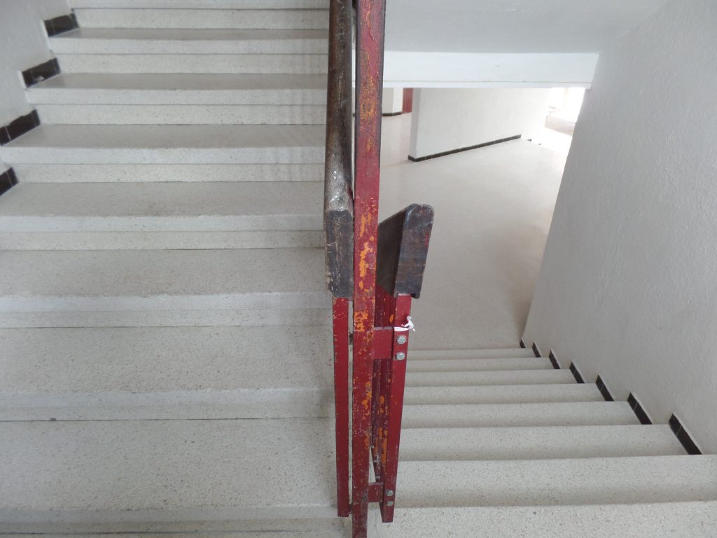 restauration escalier granito - après - SOLAG