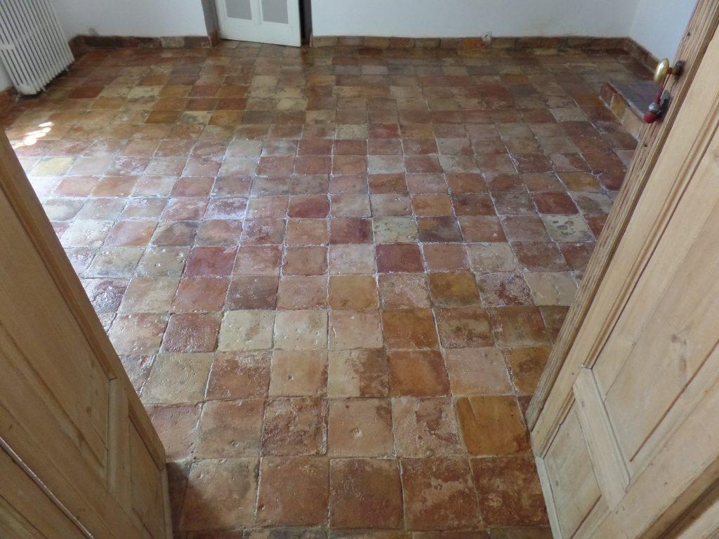 restauration terre cuite ancienne par SOLAG - après