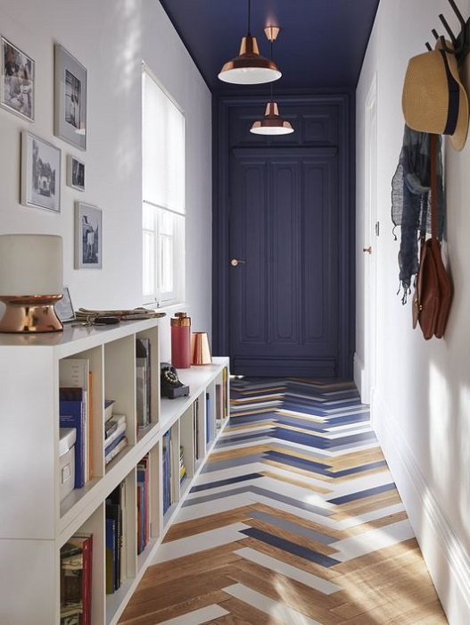 Mix & Match - Parquet aux coloris multiples