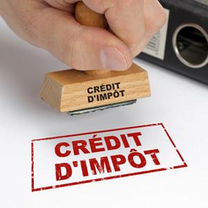 Bénéficiez d'un crédit d'impôt à hauteur de 50% du prix TTC de la main d'oeuvre